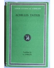 Achilles Tatius, in 1 vol. / Loeb Classical Library