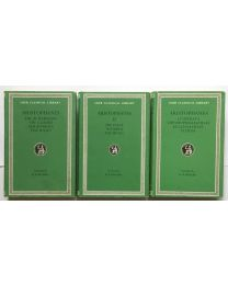 Aristophanes, in 3 vol. / Loeb Classical Library