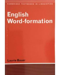 Bauer, English Word-formation.