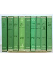 Dio, Roman History, in 9 vol. / Loeb Classical Library