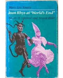 """Emery, Jean Rhys at """"World's End""""."""