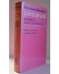 Love of god according to Saiva Siddhanta