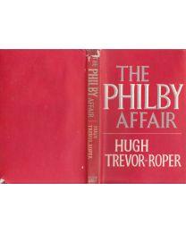 Philby affair ,first edition, Hugh Trevor-Rope