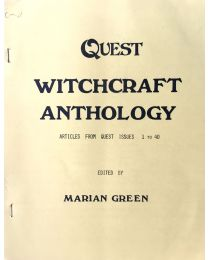 Quest, Witchcraft Anthology, Green.