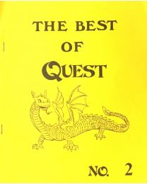 The Best of Quest No. 2, Issues 33 to 53, Green.