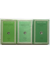 Select Papyri, in 3 vol. / Loeb Classical Library
