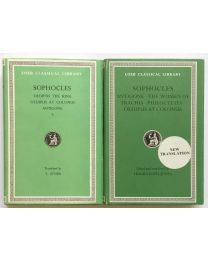 Sophocles, in 2 vol. / Loeb Classical Library