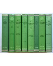 Strabo, Geography, in 8 vol. / Loeb Classical Library